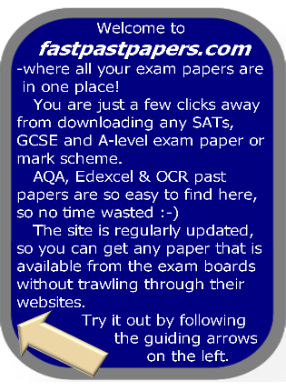 ocr gcse maths terminal papers Ocr gcse geography past exam papers and marking schemes for geography a and geography b syllabuses, the past papers are free to download for you to use as practice.